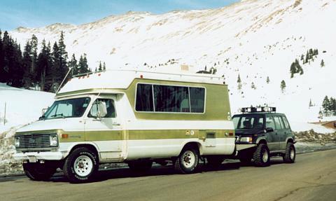 BlazerChalet Other Campers